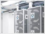 Volta Data Centre: In Row Cooling