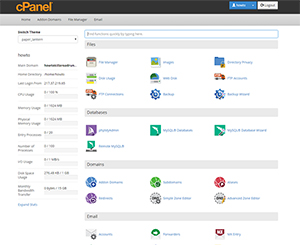 UK cPanel Web Hosting